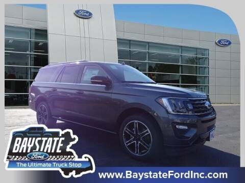 2021 Ford Expedition MAX for sale at Baystate Ford in South Easton MA
