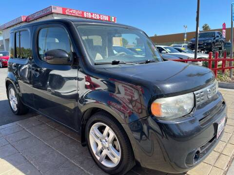 2012 Nissan cube for sale at CARCO SALES & FINANCE #3 in Chula Vista CA