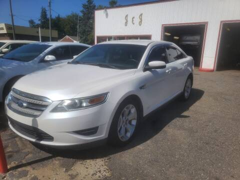 2011 Ford Taurus for sale at J & J Used Cars inc in Wayne MI