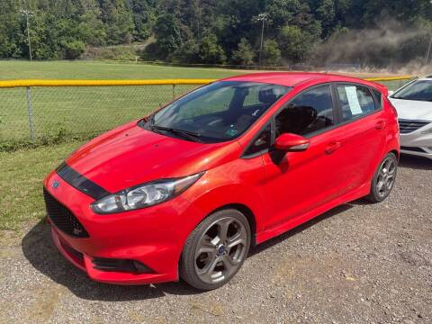 2016 Ford Fiesta for sale at Trocci's Auto Sales in West Pittsburg PA