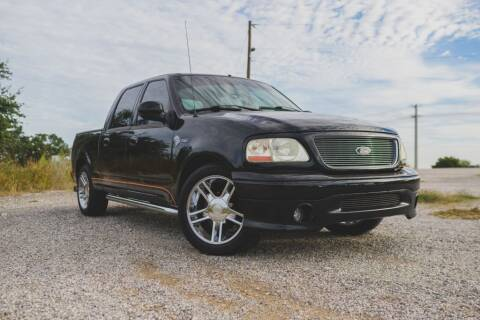 2001 Ford F-150 for sale at Elite Car Care & Sales in Spicewood TX