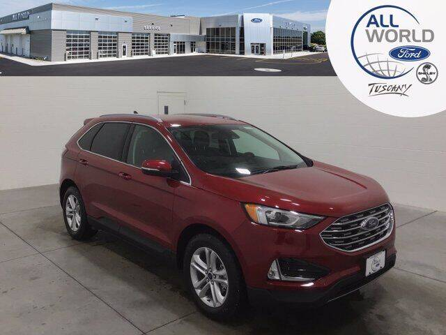 2020 Ford Edge for sale in Hortonville, WI