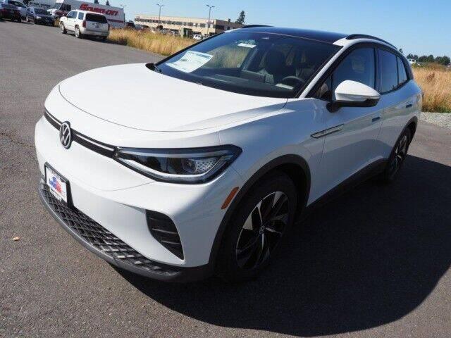 2021 Volkswagen ID.4 for sale in Burlington, WA