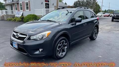 2014 Subaru XV Crosstrek for sale at RBT Automotive LLC in Perry OH