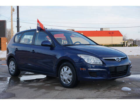 2012 Hyundai Elantra Touring for sale at Sand Springs Auto Source in Sand Springs OK