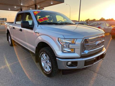 2017 Ford F-150 for sale at Top Line Auto Sales in Idaho Falls ID