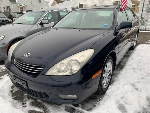 2003 Lexus ES 300 for sale at Jerusalem Auto Inc in North Merrick NY