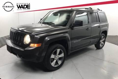 2016 Jeep Patriot for sale at Stephen Wade Pre-Owned Supercenter in Saint George UT