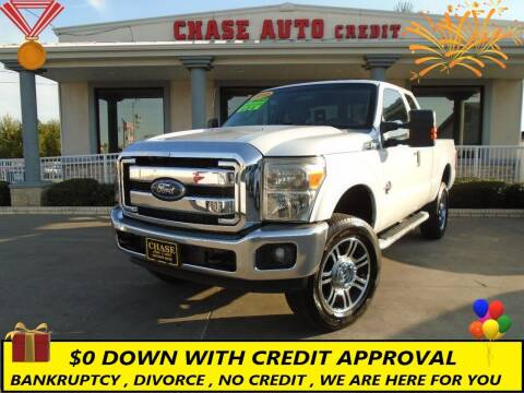 2013 Ford F-250 Super Duty for sale at Chase Auto Credit in Oklahoma City OK
