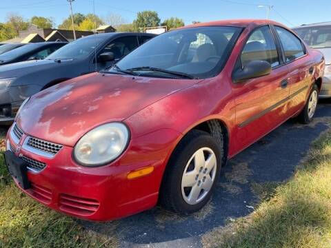 2005 Dodge Neon for sale at JC Auto Sales - West Main in Belleville IL