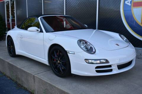 2008 Porsche 911 for sale at Alfa Romeo & Fiat of Strongsville in Strongsville OH
