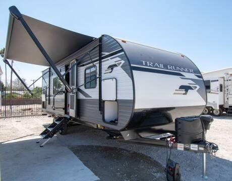 2022 Heartland Trail Runner 261BHS for sale at GQC AUTO SALES in San Bernardino CA