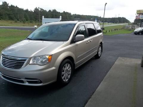 2014 Chrysler Town and Country for sale at Anderson Wholesale Auto in Warrenville SC