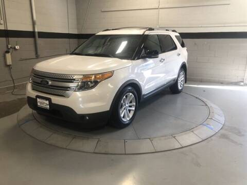 2012 Ford Explorer for sale at Luxury Car Outlet in West Chicago IL