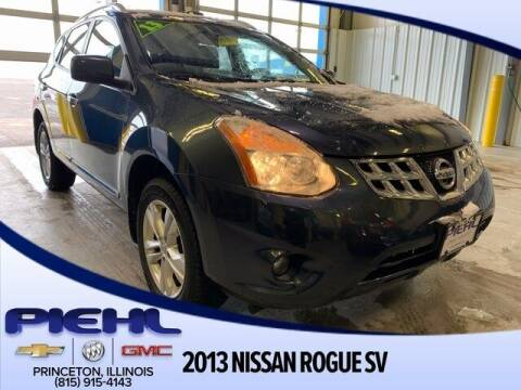 2013 Nissan Rogue for sale at Piehl Motors - PIEHL Chevrolet Buick Cadillac in Princeton IL
