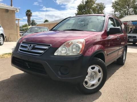 2006 Honda CR-V for sale at Vtek Motorsports in El Cajon CA