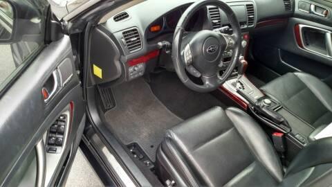 2009 Subaru Legacy for sale at DISCOUNT AUTO SALES in Johnson City TN