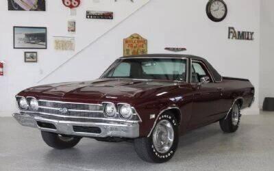 1969 Chevrolet El Camino for sale at BELOIT AUTO & TRUCK PLAZA INC - Hot Rods & Specialties in Beloit KS