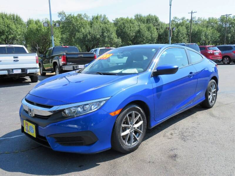 2017 Honda Civic for sale at Low Cost Cars North in Whitehall OH