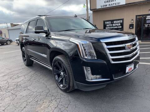 2016 Cadillac Escalade for sale at Used Car Factory Sales & Service Troy in Troy OH