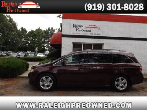2011 Honda Odyssey for sale at Raleigh Pre-Owned in Raleigh NC