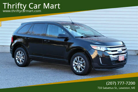 2013 Ford Edge for sale at Thrifty Car Mart in Lewiston ME