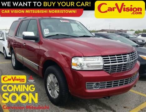 2014 Lincoln Navigator for sale at Car Vision Mitsubishi Norristown in Trooper PA