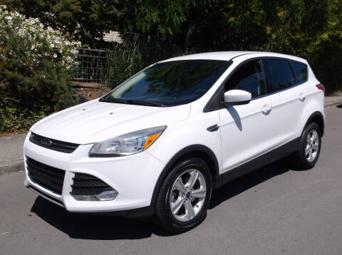 2015 Ford Escape for sale at Eastside Motor Company in Kirkland WA