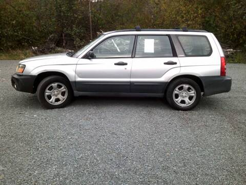 2003 Subaru Forester for sale at On The Road Again Auto Sales in Lake Ariel PA