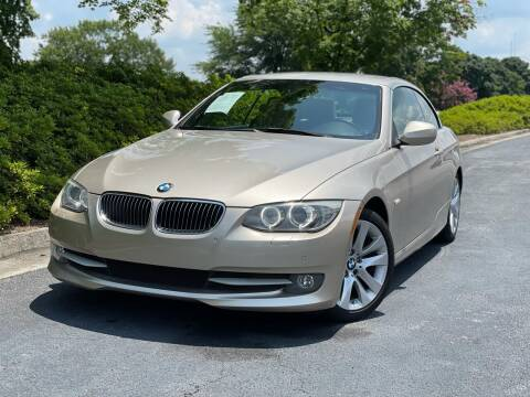 2012 BMW 3 Series for sale at William D Auto Sales in Norcross GA