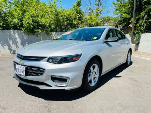 2018 Chevrolet Malibu for sale at Used Cars Fresno Inc in Fresno CA