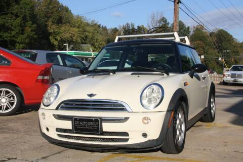 2005 MINI Cooper for sale at GTI Auto Exchange in Durham NC