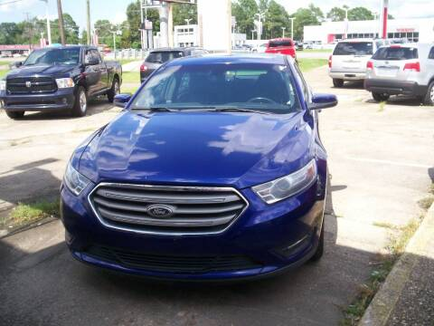 2013 Ford Taurus for sale at Louisiana Imports in Baton Rouge LA