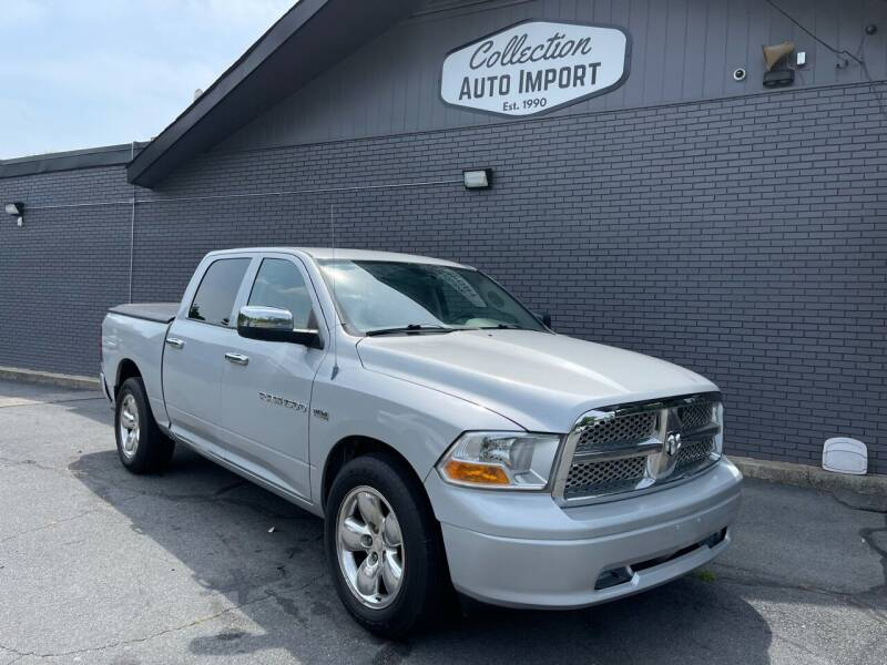 2011 RAM Ram Pickup 1500 for sale at Collection Auto Import in Charlotte NC