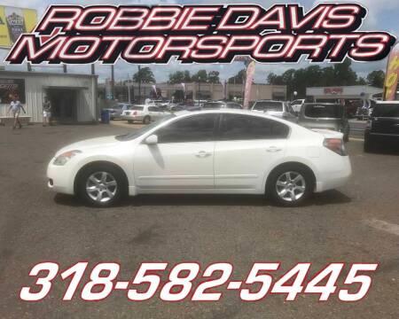 2009 Nissan Altima for sale at Robbie Davis Motorsports in Monroe LA