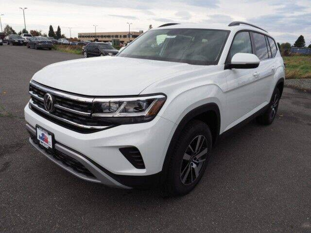 2022 Volkswagen Atlas for sale in Burlington, WA