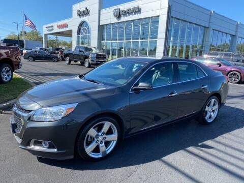 2014 Chevrolet Malibu for sale at Ron's Automotive in Manchester MD