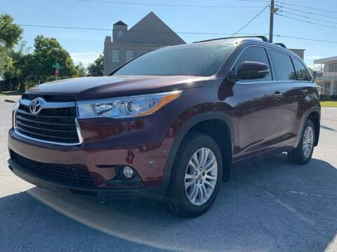 2015 Toyota Highlander for sale at Consumer Auto Credit in Tampa FL