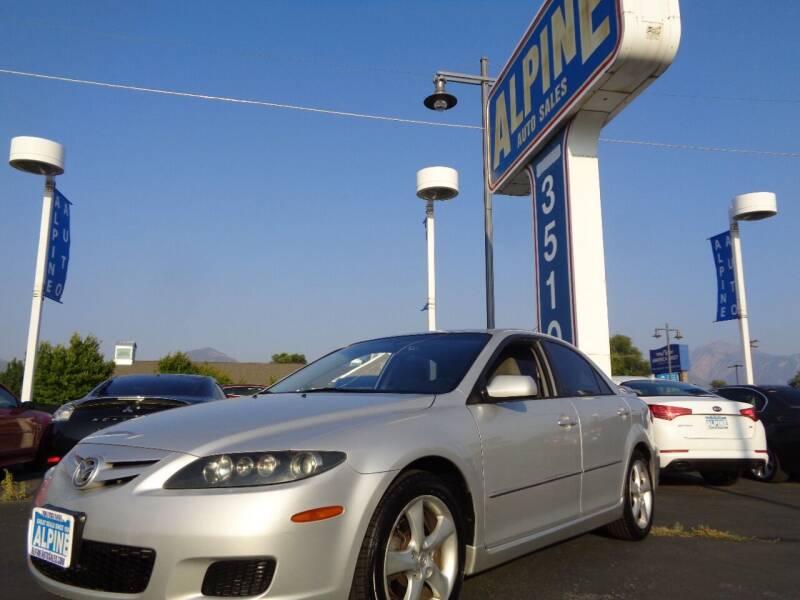 2008 Mazda MAZDA6 for sale at Alpine Auto Sales in Salt Lake City UT