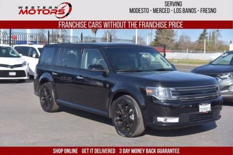 2016 Ford Flex for sale at Choice Motors in Merced CA