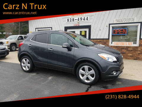 2016 Buick Encore for sale at Carz N Trux in Twin Lake MI