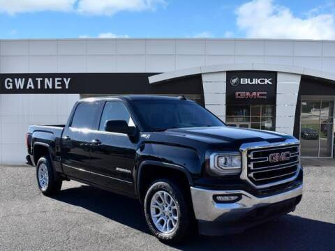 2016 GMC Sierra 1500 for sale at DeAndre Sells Cars in North Little Rock AR