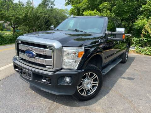 2015 Ford F-250 Super Duty for sale at Advanced Fleet Management in Bloomfield NJ