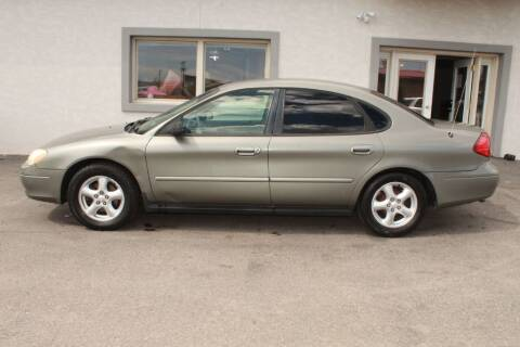 2003 Ford Taurus for sale at Epic Auto in Idaho Falls ID
