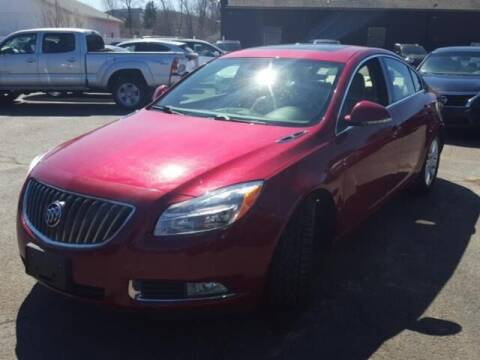 2013 Buick Regal for sale at Cj king of car loans/JJ's Best Auto Sales in Troy MI