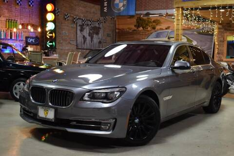 2013 BMW 7 Series for sale at Chicago Cars US in Summit IL