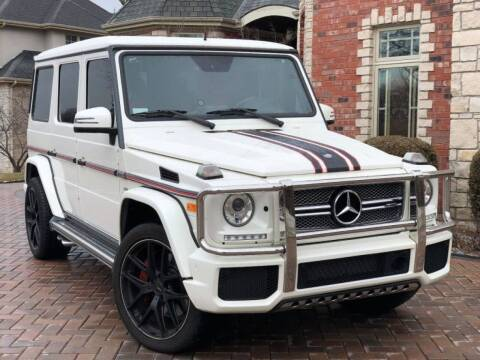 2016 Mercedes-Benz G-Class for sale at NJ Enterprises in Indianapolis IN