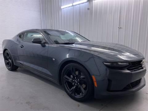 2021 Chevrolet Camaro for sale at JOE BULLARD USED CARS in Mobile AL