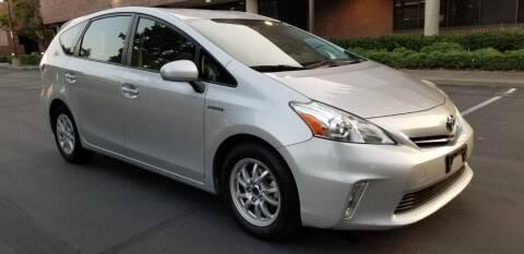 2012 Toyota Prius v for sale at AWA AUTO SALES in Sacramento CA