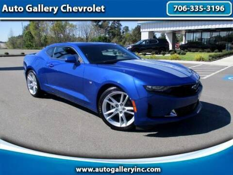 2021 Chevrolet Camaro for sale at Auto Gallery Chevrolet in Commerce GA